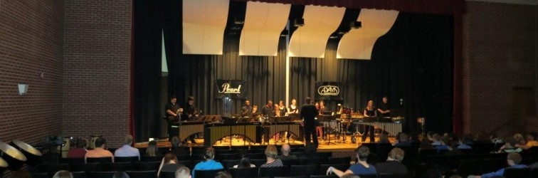 Percussion Ensemble to perform at CUPE